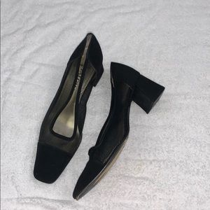 Paloma Made in Italy pumps heels Sz 9 AA